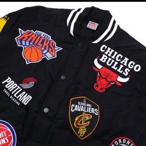 Supreme Nike/NBA Teams Warmup Jacket